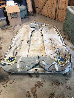 Inflatable zodiac 8' dingy for Sale in Portsmouth, RI