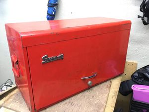 Snap-On tool chest / box vintage for Sale in Phelan, CA