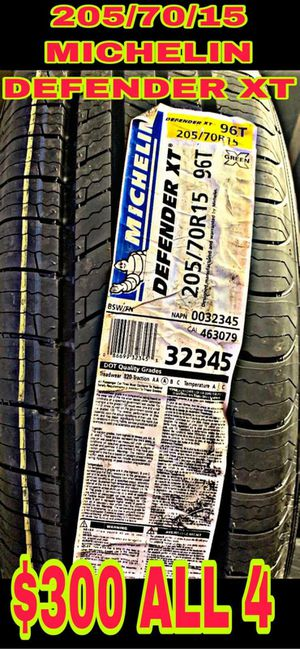 2057015 BRAND NEW SET OF TIRES for Sale in Mesa, AZ