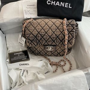 NWT 🌸 CHANEL 20C Small Rose Denimpressions Flap Bag *RARE / SOLD OUT* for Sale in Los Angeles, CA