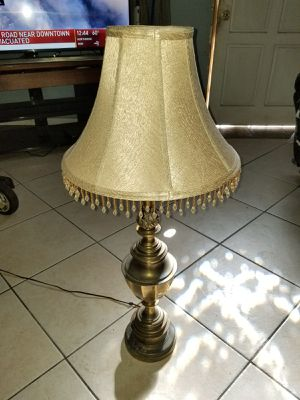 Brass Lamp for Sale in Lakewood, CA