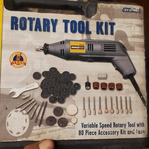 Rotary Tool Kit for Sale in Sanger, CA