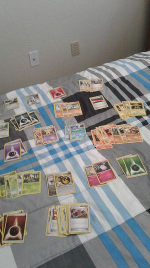 About 120 Pokemon cards for Sale in Fresno, CA