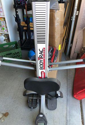 BodyTrac Glider rowing machine for Sale in Sun City, AZ