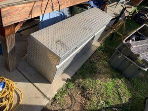 Aluminum Tool Box!!! for Sale in Clovis, CA