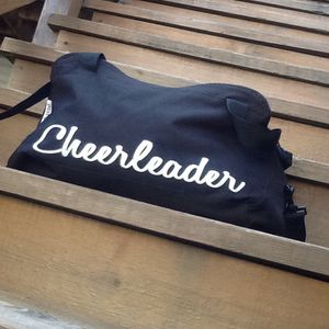 Chasse Girls' Micro Cheerleading Black Duffle Bag - 14 x 22 x 8 for Sale in Chicago, IL