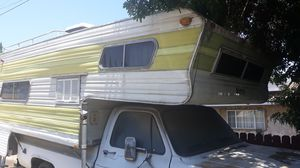 Camper only for sale $300 you pick it up john {contact info removed} for Sale in Monterey Park, CA