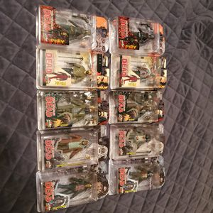 The walking dead action figures for Sale in Tacoma, WA