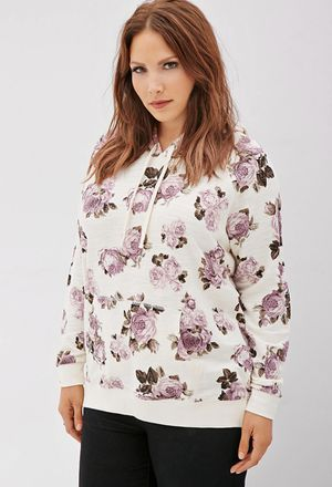 Woman's large floral hoodie for Sale in Saint Robert, MO