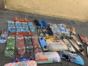 Complete skateboard decks wheels bearings for Sale in Los Angeles, CA