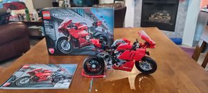 LEGO Ducati Panigale V4 R for Sale in Portland, OR