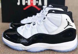 Jordan retro 11 Concords for Sale in Maroa, IL