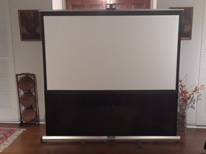 Portable Projector Screen for Sale in Tampa, FL