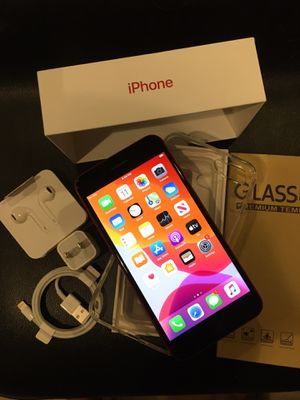 iPhone. 8 plus unlocked for any carrier company for Sale in Whittier, CA