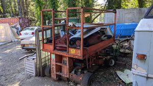 Scissor lift / skyjack for rough terrain for Sale in Santa Cruz, CA