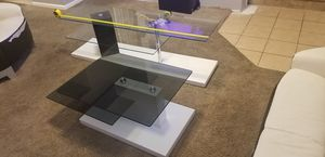 """Coffee table and 65"""" TV stand for Sale in San Francisco, CA"""