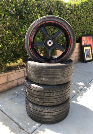 Used Rims size 18 and 5 holes for Sale in Corona, CA
