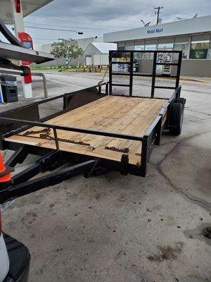 Trailer Heavy duty for Sale in Tampa, FL