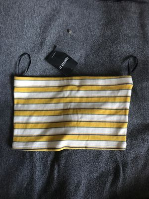 Forever 21 tube top for Sale in Fontana, CA