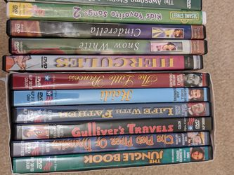 Dvd Collection for Sale in Plano,  TX