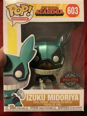 Izuku Midoriya funko pop for Sale in Bridgeville, PA