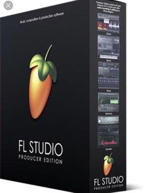 FL Studio Fruity Loops 20 / OBO for Sale in Tampa, FL