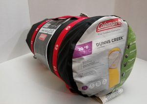 """Coleman 20 Degrees Sleeping Bag 85""""×33"""" for Sale in Fresno, CA"""