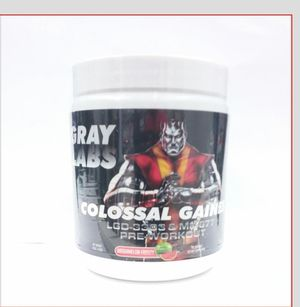 Colossal Gaines pre workout for Sale in Orange, CA