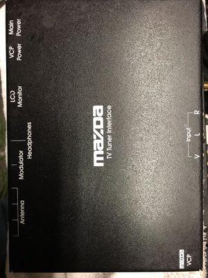 NEW MAZDA TV TUNER INTERFACE MODULE VPC M99299037 for Sale in Norwalk, CA