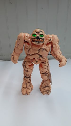Vintage inhumanoid Granit the Race mutore action figure by Hasbro for Sale in Shelton, WA