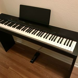 Casio Privia PX-150 Digital Piano with Stand and Pedal for Sale in San Diego, CA