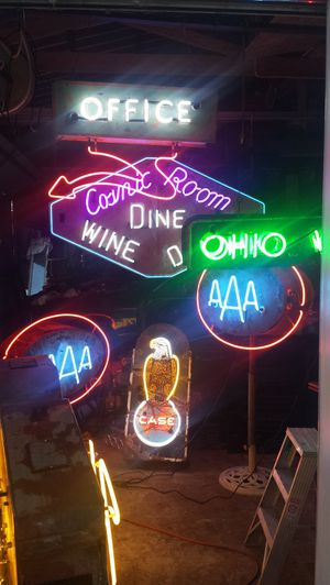 Tons of old Neon signs for Sale in Westerville, OH