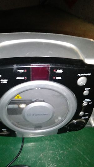 Emerson cd player radio etc for Sale in Stockton, CA