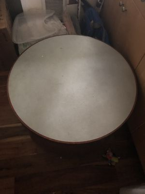 free coffee table, corner table, very heavy for Sale in Bellevue, WA