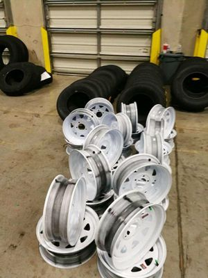 Trailer wheels Tires or both? Get quoted today for Sale in Kenneth City, FL