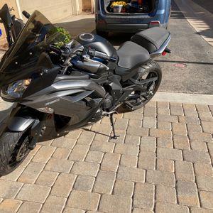 2014 Kawasaki Ninja 650 for Sale in Whittier, CA