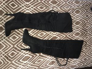 women's thigh high boots for Sale in Phoenix, AZ