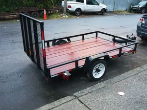 5' x 8' Utility / ATV Trailer for Sale in E ATLANTC BCH, NY