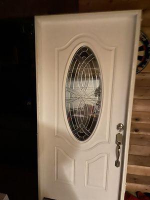 FREE DOOR AND SCREEN DOOR 80 X 36 for Sale in Gresham, OR