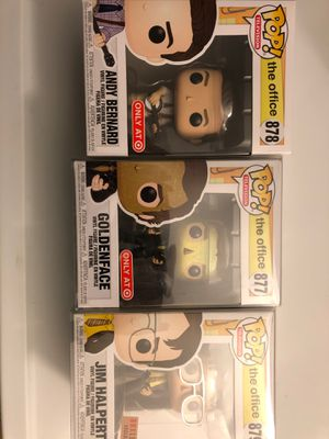 Office funko pops for Sale in OH, US
