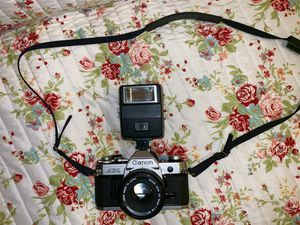Vintage Cannon AE-1 film camera for Sale in Woodstock, GA