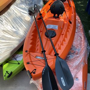 Kayak 10FT Lifetime Tandem with Paddle - New! for Sale in Irvine, CA