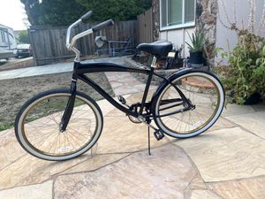 Diamond back beach cruiser bike. coaster brakes SE Brand new. got a stretched and folding electric bikes. for Sale in Union City, CA