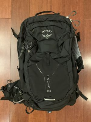 Osprey Manta 24L Backpack for Sale in North Brunswick Township, NJ