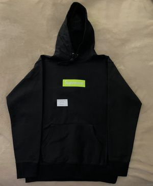 Supreme Box Logo Hoodie Black (fw17) for Sale in Hialeah, FL