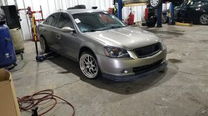 05 altima 6 speed w coilovers rims exhaust body kit for Sale in Fairfax, VA
