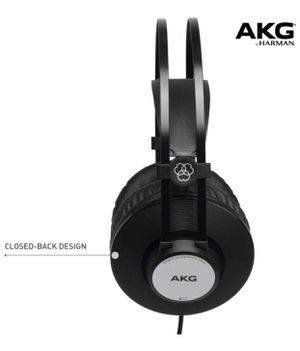 AKG Pro Audio AKG K72 CLOSED-BACK STUDIO HEADPHONES for Sale in Lawndale, CA
