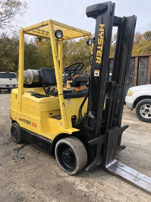 Hyster 5000 forklift for Sale in Combine, TX
