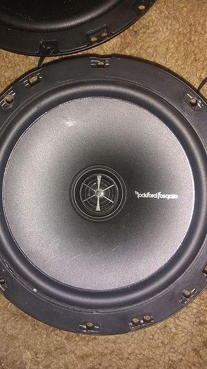 Rockford fosgate speakers for Sale in Vancouver, WA
