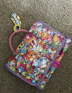 Shopkins travel bag toy for Sale in Oakley, CA